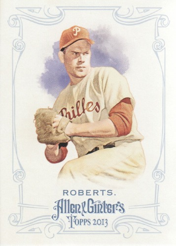 Photo of 2013 Topps Allen and Ginter #34 Robin Roberts