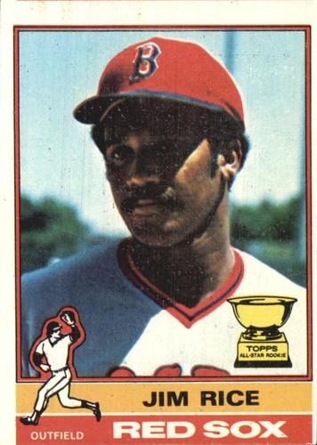 Photo of 1976 Topps #340 Jim Rice