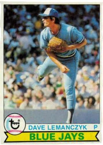 Photo of 1979 Topps #207 Dave Lemanczyk