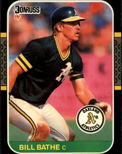Photo of 1987 Donruss #281 Bill Bathe