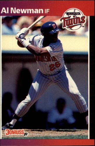 Photo of 1989 Donruss #436 Al Newman