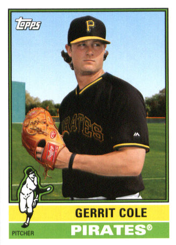 Photo of 2015 Topps Archives #160 Gerrit Cole