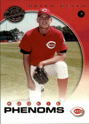Photo of 2001 Donruss Class of 2001 #279 Brian Reith PH/425 RC
