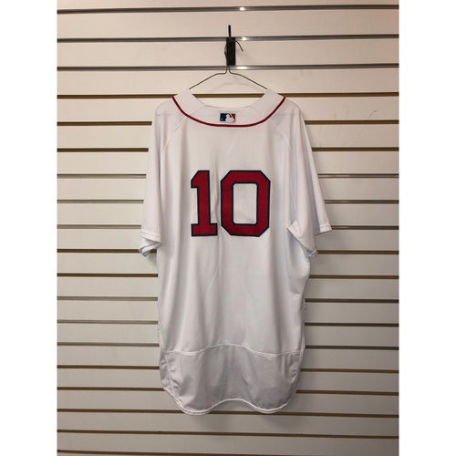 Photo of Ryan Hanigan Team Issued 2016 Home Jersey