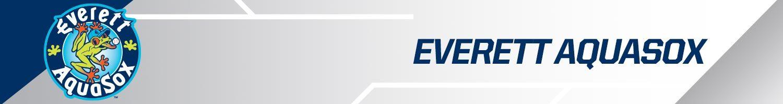 Everett AquaSox banner