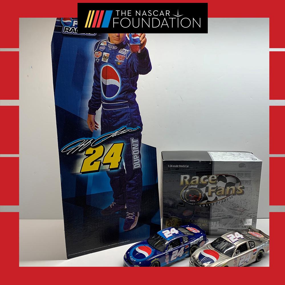 NASCAR's Jeff Gordon Diecast Set!