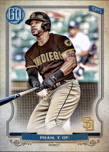 Photo of 2020 Topps Gypsy Queen #129 Tommy Pham
