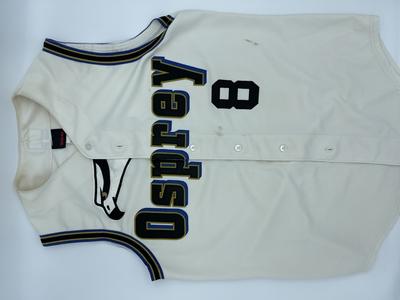 Gerardo Parra Game Worn Home Jersey - Size 44