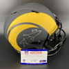 NFL - Rams Eclipse Helmet Signed by Aaron Donald and Jalen Ramsey
