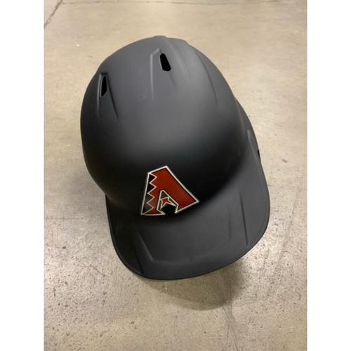Photo of 2021 MLB Draft Used Helmet: Arizona Diamondbacks