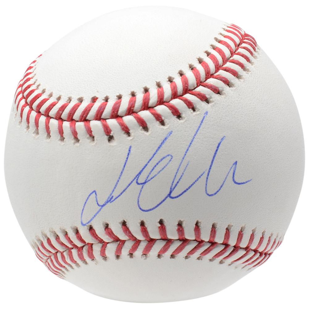 Lars Eller Washington Capitals Autographed Baseball - NHL Auctions Exclusive