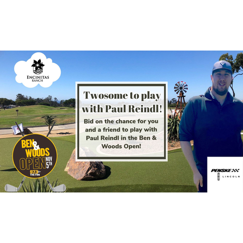 Photo of Twosome to Play Golf at Encinitas Ranch with Paul Reindl