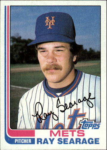 Photo of 1982 Topps #478 Ray Searage