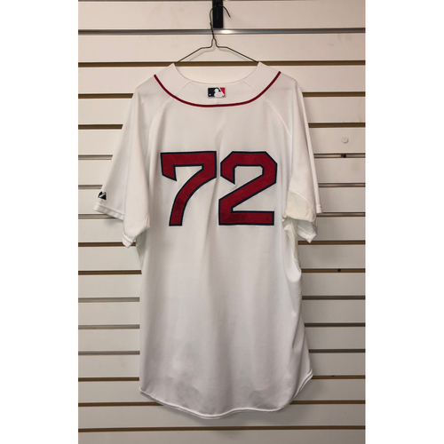 Photo of #72 Team-Issued 2014 Home Jersey