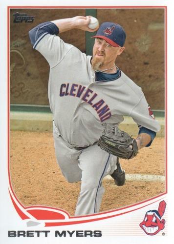 Photo of 2013 Topps #497 Brett Myers