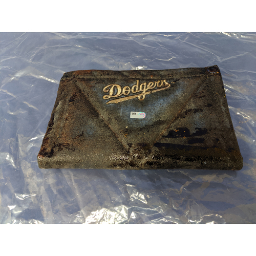 Photo of Dodgers Game-Used 2019 Pine Tar Applicator