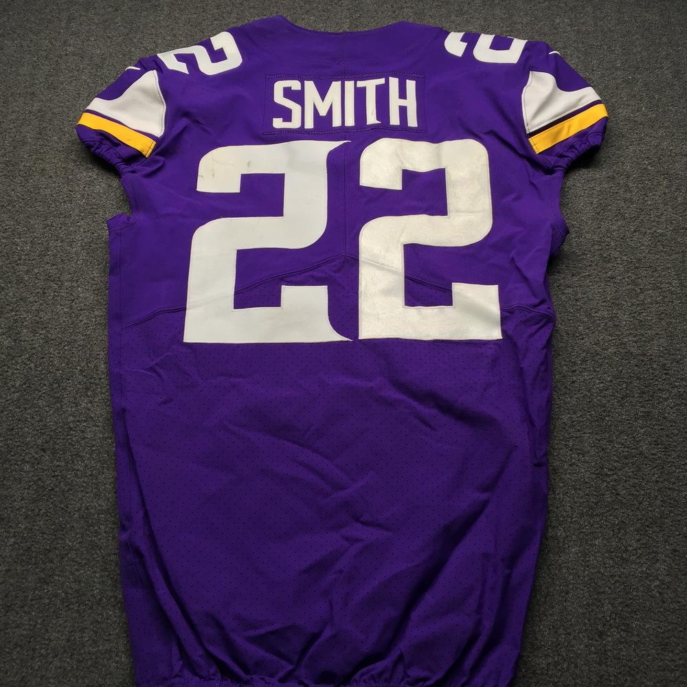 harrison smith jersey stitched