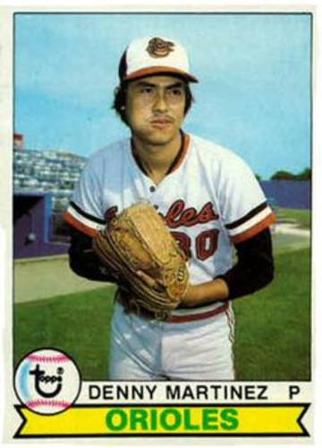 Photo of 1979 Topps #211 Dennis Martinez