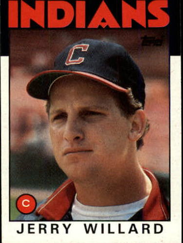 Photo of 1986 Topps #273 Jerry Willard