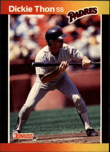 Photo of 1989 Donruss #441 Dickie Thon
