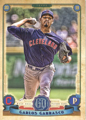 Photo of 2019 Topps Gypsy Queen #5 Carlos Carrasco