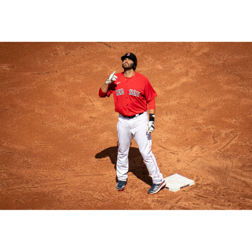 Red Sox Foundation Jackie Robinson Day - J.D. Martinez Authenticated Game-Used Jersey