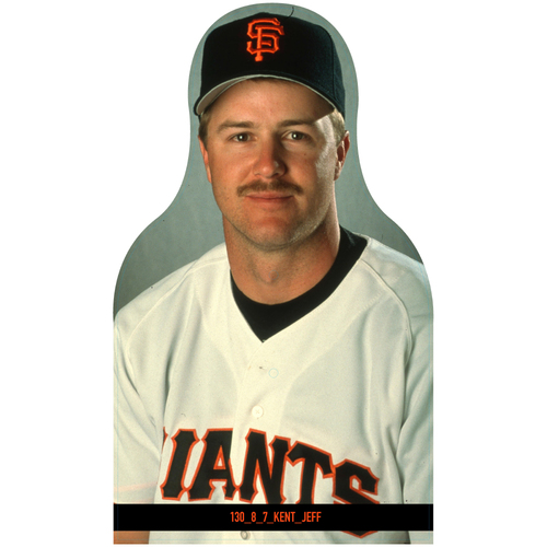 Photo of Giants Community Fund: Giants Jeff Kent Cutout