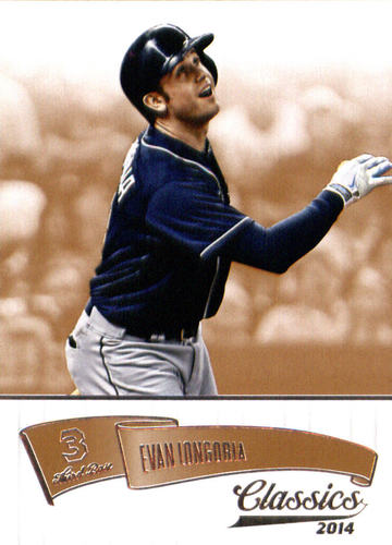 Photo of 2014 Classics #44 Evan Longoria