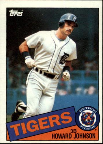 Photo of 1985 Topps #192 Howard Johnson