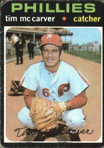 Photo of 1971 Topps #465 Tim McCarver