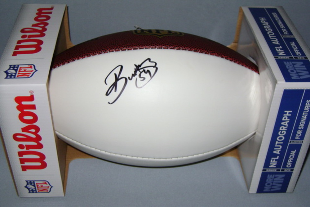 NFL - SEAHAWKS BOBBY WAGNER SIGNED PANEL BALL
