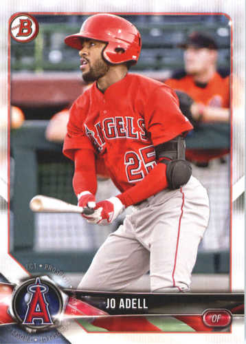 Photo of 2018 Bowman Prospects #BP136 Jo Adell