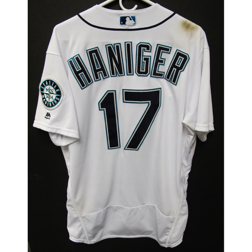 timeless design 11fc3 6cac8 MLB Auctions | Seattle Mariners Mitch Haniger 2018 (May 15th ...