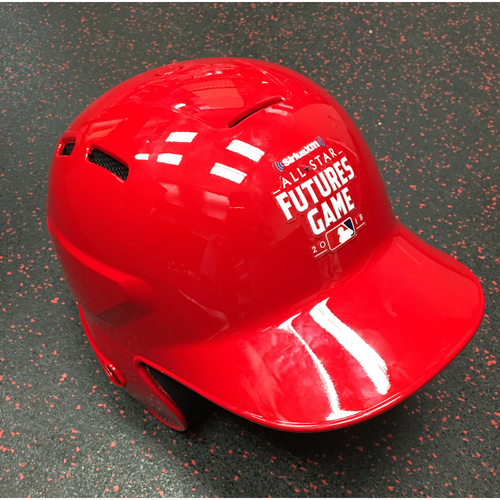 Photo of 2018 MLB Futures Game - Kestin Hiura Team USA Game-Used Helmet