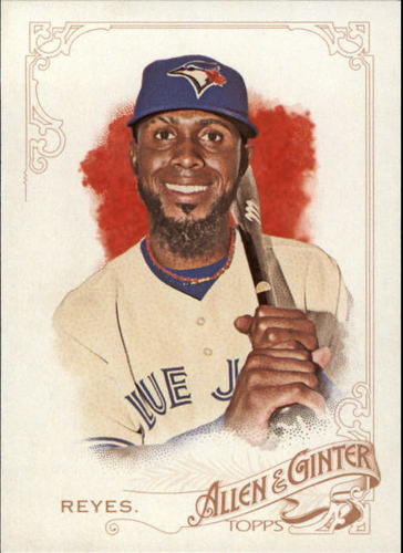 Photo of 2015 Topps Allen and Ginter #157 Jose Reyes