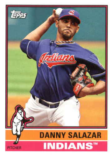 Photo of 2015 Topps Archives #146 Danny Salazar