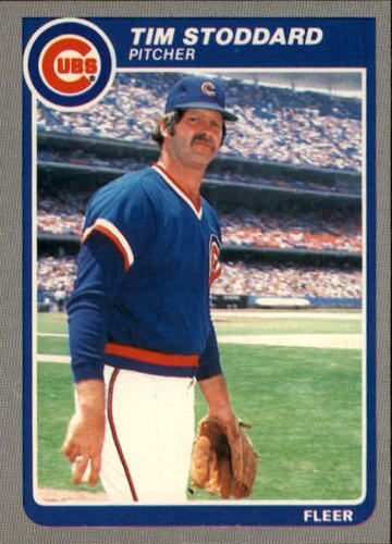 Photo of 1985 Fleer #68 Tim Stoddard