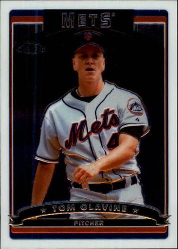 Photo of 2006 Topps Chrome #31 Tom Glavine