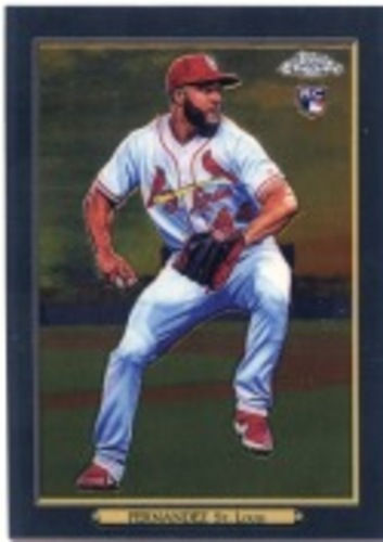 Photo of 2020 Topps Turkey Red '20 Chrome Series 2 #TRC82 Junior Fernandez