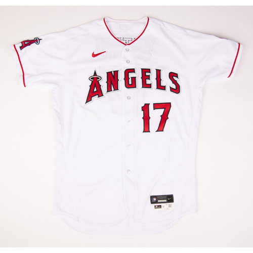 Photo of Shohei Ohtani 2020 Game Used Jersey - 9/21 vs. TEX