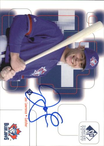 Photo of 1999 SP Signature Autographs #JLA Joe Lawrence