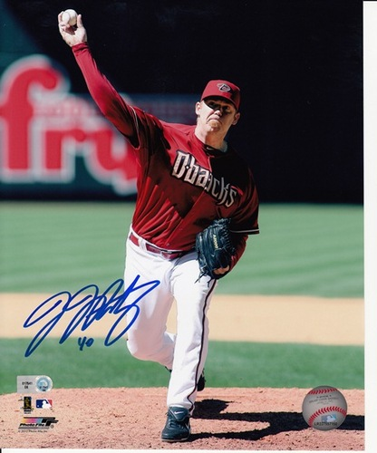 Photo of J.J. Putz Autographed 8x10