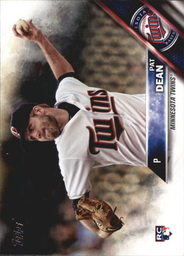 Photo of 2016 Topps Update #US17 Pat Dean RC