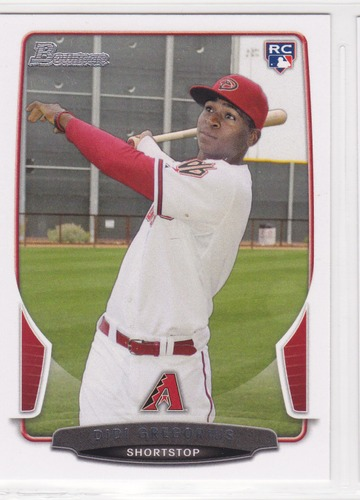 Photo of 2013 Bowman #88 Didi Gregorius Rookie Card
