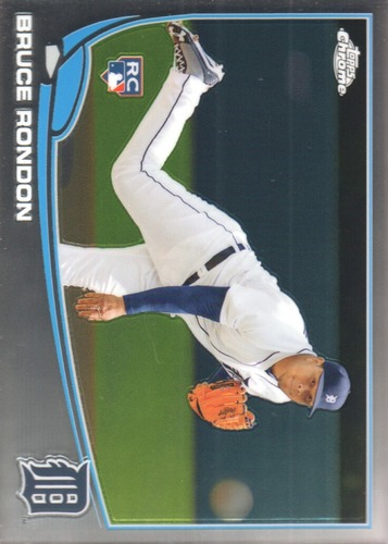 Photo of 2013 Topps Chrome #85 Bruce Rondon RC