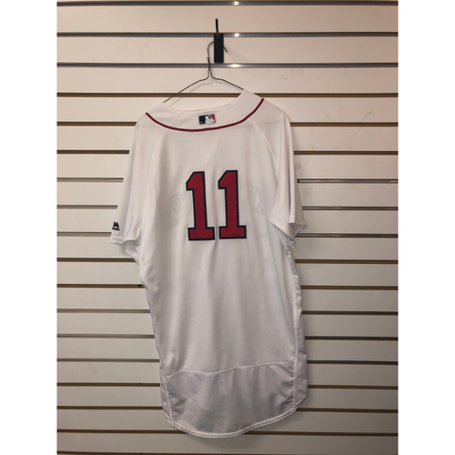 Photo of Clay Buchholz Team Issued 2016 Home Jersey