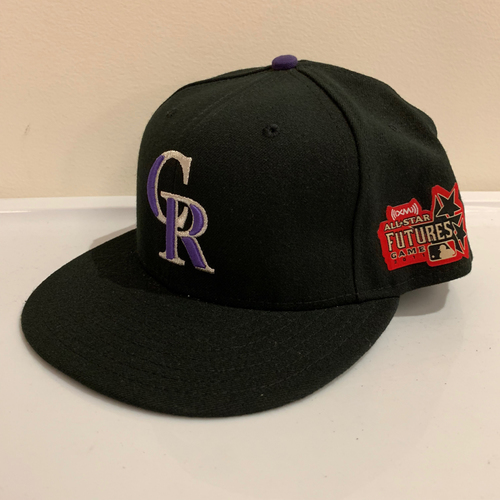 Photo of 2011 All Star Futures Game -  Game Used Cap  -  Wilin Rosario (Colorado Rockies) Size - 7 -1/8
