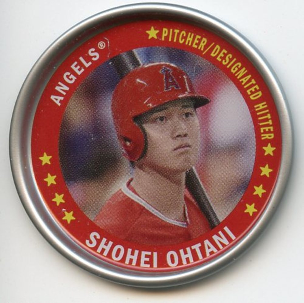2019 Topps Archives Coins #C1 Shohei Ohtani