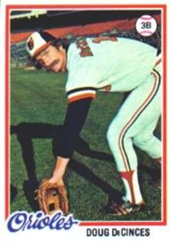 Photo of 1978 Topps #9 Doug DeCinces