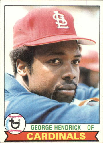 Photo of 1979 Topps #175 George Hendrick